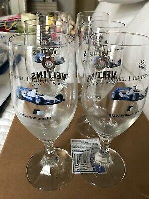 Bmw Williams F1 Edizione 2002 Bicchieri Da Vino-mostra Il Titolo Originale