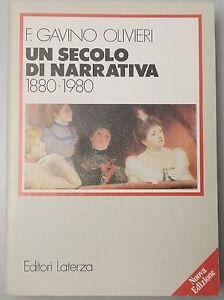 HonnêTeté (prl) Un Secolo Di Narrativa 1880 1980 Gavino Olivieri Editori Laterza 1990 ArôMe Parfumé