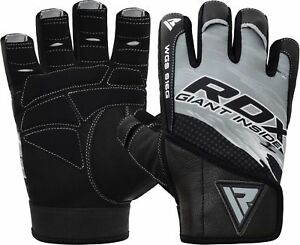 RDX-Leather-Weight-Lifting-Gym-Gloves-Training-Fitness-Exercise-AU