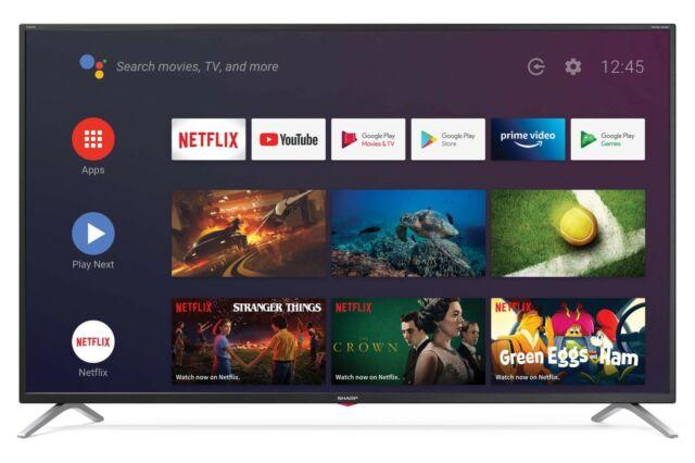 Sharp 50BL3EA – 50″ – LED 4K (Smart TV) Offerte e sconti