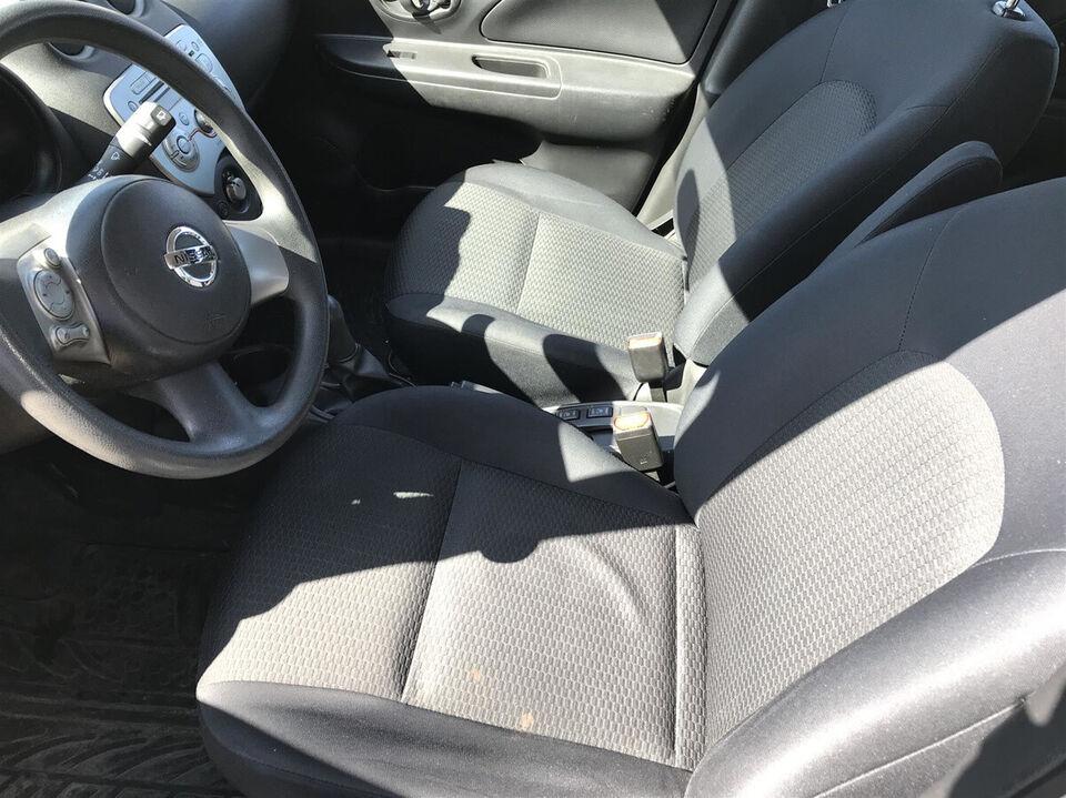 Nissan Micra 1,2 Acenta Benzin modelår 2011 km 144000