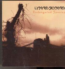 Lynyrd Skynyrd Endangered species (1994) [CD]