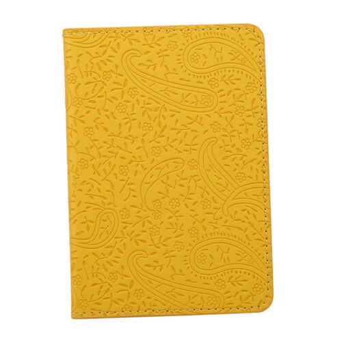 PU Travel Bag Purse Wallet Document Organiser ID Passport Ticket Holder G