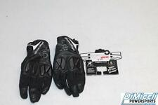 NEW SPEED AND STRENGTH SIZE SMALL MOTORCYCLE STREET SPORT LEATHER GLOVES CAT