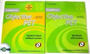 Objective Pet Students Book With Answers