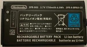 New-Original-Genuine-OEM-Nintendo-3DS-XL-Battery-SPR-003-1750mAh-Battery