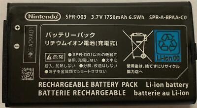 New Original Genuine Oem Nintendo 3ds Xl Battery Spr 003 1750mah Battery 780456895855 Ebay