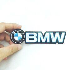 BMW EMBLEM STICKER LOGO 130 MM MADE OF THIN FOIL PRINT ON