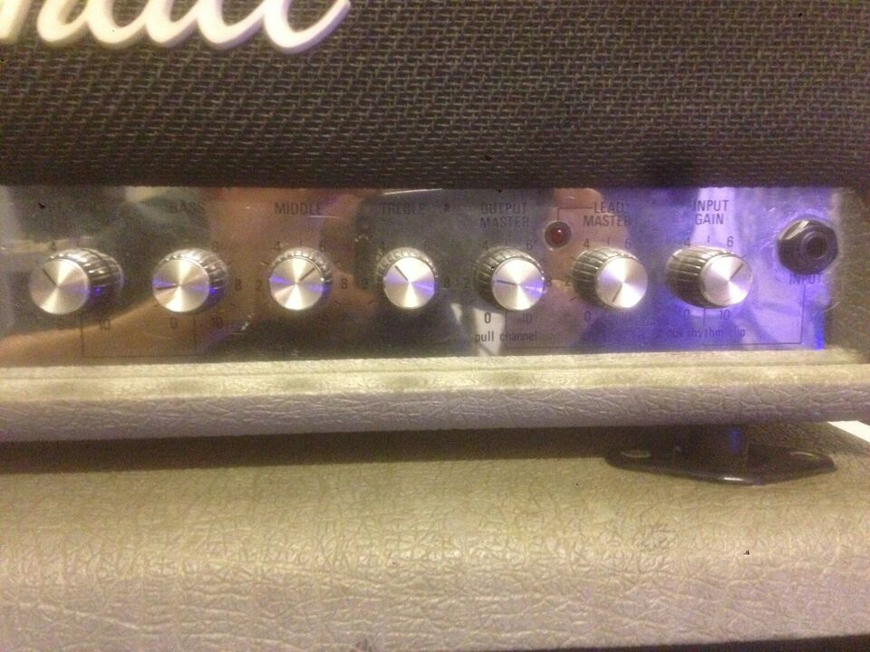 Guitaranlæg, Marshall Silver Jubilee 2553, 25/50 W