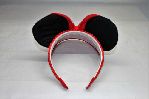 Minnie Mickey Sun Visor Hat Headband Polka Dots Ears Birthday Favors Plush Gift