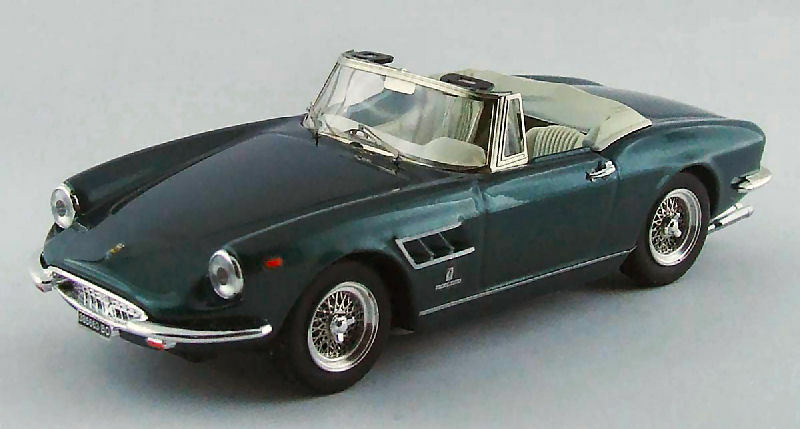 Ferrari 330 Gts 1966 vert Metallic 1 43 Model BEST MODELS