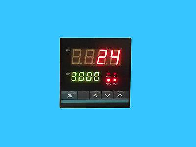 Universal Digital PID Temperature Controller with SSR Output and 2 Alarms-1250℃