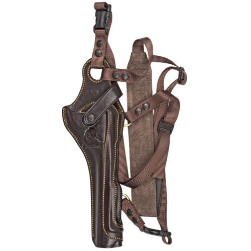 """Kodiak Hunter Shoulder Holster Right Fits S/&W X FR 500 8.38/"""" w// Scope Details about  /Galco"""