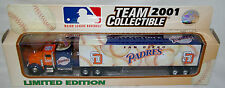2001 San Diego Padres Truck Trailer Metal Die cast Collectibles Scale 1:80