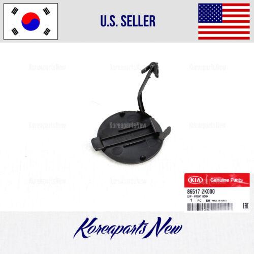 GENUINE FRONT Bumper Tow Eye Hook Cover Cap 865172K000 fits KIA SOUL 2009-2011