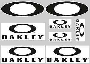 oakley stickers decals