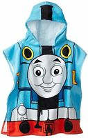 Thomas The Tank Thomas The Train Hooded Bath/beach Towel , New, Free Shipping on sale