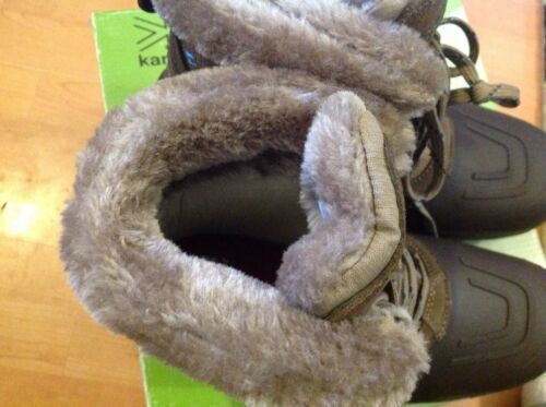 6 Rrp £85 Lovely Size Snowfur Ladies Clearance Kerrimore Boots New 111 Shop rqArYPv