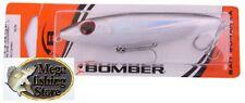 Angelköder Bomber Bait Bonanza Wobbler Silver Flash 11,5 cm Zander Hecht Angeln