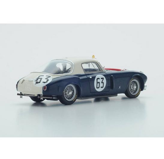 D20 le mans 1953 J-F Gonzales- C.Biondetti S4720 1 43 Sparkmodel
