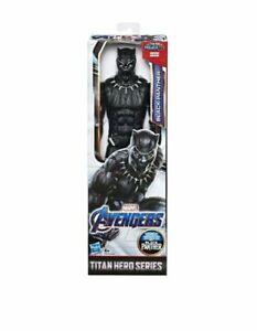Marvel-Avengers-Endgame-Titan-Hero-Series-12-034-Black-Panther-Action-Figure