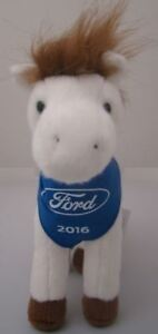 FORD-2016-Plush-Horse-RARE-Collectors-Item-We-039-ll-Ship-it-Worldwide-Free-2-US