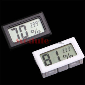 Mini-Digital-LCD-Thermometer-Hygrometer-Humidity-Temperature-Meter-Indoor-NEW