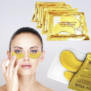 Crystal-Collagen-Gold-Eye-Mask-Augenpads-Anti-Aging-Feuchtigkeitsmaske-Original