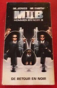 VHS-French-Movie-Man-in-Black-II-Hommes-en-Noir-II