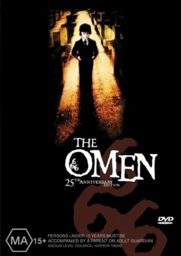1 of 1 - The Omen (DVD, 2004) 25th anniversary edition*