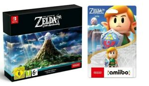 Details About The Legend Of Zelda Link S Awakening Limited Edition Switch Amiibo New Sealed