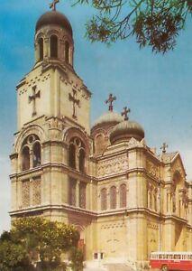 Alte Postkarte - Varna - Die Kathedrale der Hl. Mutter Gottes - Kornwestheim, Deutschland - Alte Postkarte - Varna - Die Kathedrale der Hl. Mutter Gottes - Kornwestheim, Deutschland