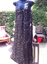 Indian Reversable Sari Dress Free Size