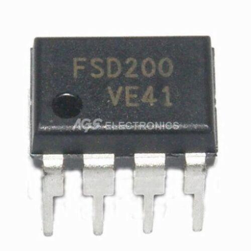 FSD 200 INTEGRIERT 7DIP FSD200