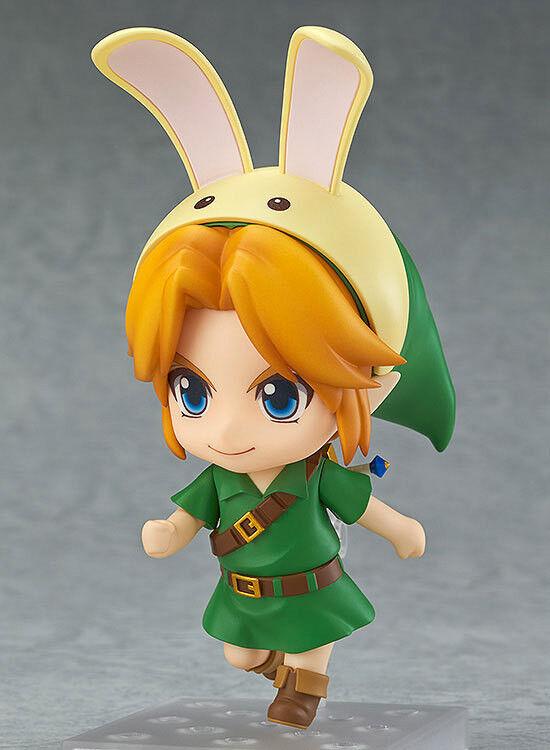 NEW The Legend of Zelda Good Smile Link Majora's Mask FIGURE Original box