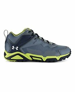 98677fa5a95e1 Details about Under Armour Men's UA Tabor Ridge Low Boots - Gravel/Zombie  Green/Ivory Size 10