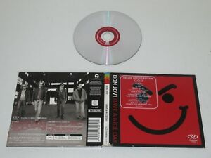 Bon-Jovi-Have-a-Nice-Day-Island-0602498849705-CD-DVD-Dualdisc-Album-Digipak