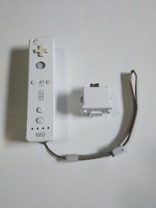 Official Nintendo Wii Remote RVL-003 w/ Motion Plus Attachment