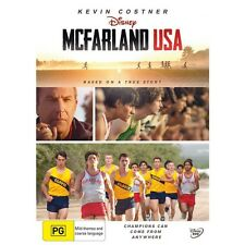 MCFARLAND USA-Kevin Costner, Maria Bello-Region  4-New AND Sealed