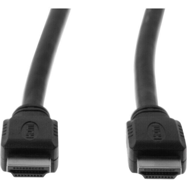 Rockstor Y10C156-B1 1ft Hdmi Cable W/ Ethernet M/m Cabl Hdmi Male Hdmi Male