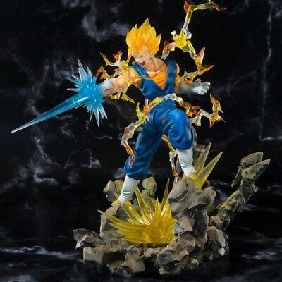 DBZ Dragon Ball Z Super Saiyan Broly Statue Figure Jouet Figuarts ZERO RBZ202