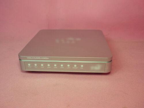 Huawei HG655M VDSL2 modem//router SIP VoIPx2