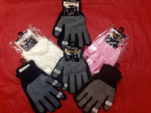 Texting Text Gloves PUSH OUT finger tips Nubs give a good GRIP TEXT while WARM