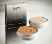 Ben Nye Color Cake Foundation Pc-2 Porcelain Authentic Makeup Free Shipping