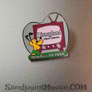 Disney-DS-Countdown-Millennium-67-Disneyland-First-Airing-Pluto-Pin-UE-424