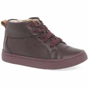 Clarks City Oasis Boys Infant Leather