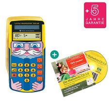 TI Little Professor Taschenrechner + MatheFritz Lern-CD und Garantie