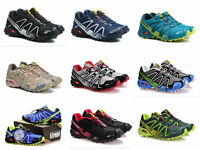 25 Styles Men's Salomon Speedcross 3 Athletic Running Hiking Sneakers Shoes