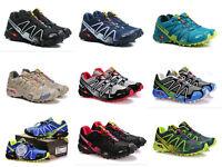 25 Styles Men's Salomon Speedcross 3 Athletic Running Hiking Sneakers Shoes