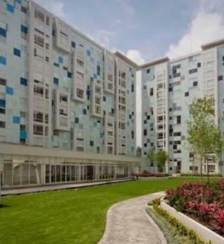 Interlomas departamento a la renta en Residencial Atrio (LS)